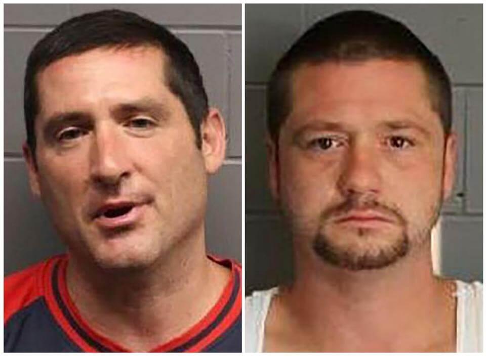 Photo Credit: BostonGlobe.com Los hermanos involucrados con el incidente en Boston.