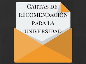 Cartas de recomendación-2
