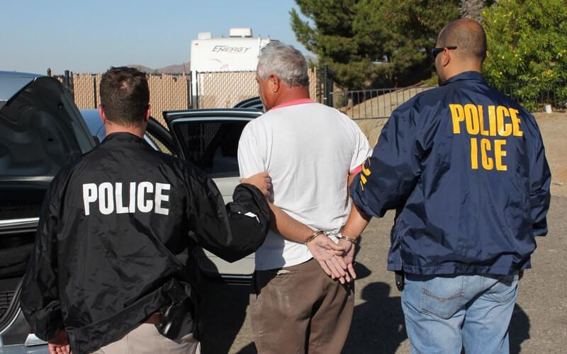 ICE.XCheckII.arrest