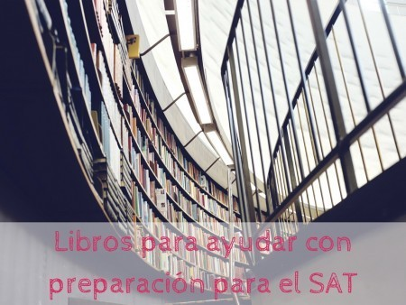 Libros para ayudar con preparación para