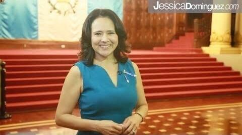 Jessica Dominguez, Guatemala, Inmigracion